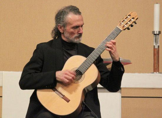 Paul Vondiziano Guitar